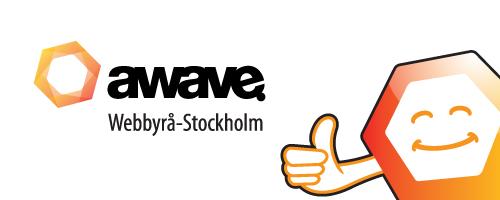 Awave AB logo