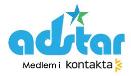 Adstar Sweden AB logo