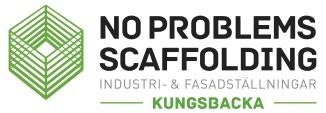 No Problems Scaffolding Kungsbacka AB logo