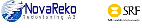 Novareko Redovisning AB logo