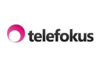 Telefokus AB logo