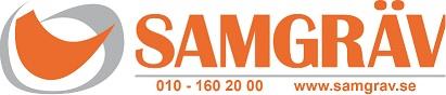 SAMGRÄV MASKINFÖRMEDLING AB logo