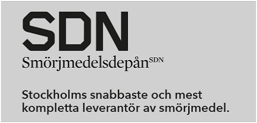 Smörjmedelsdepån i Stockholm AB logo