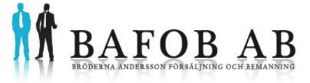 Bafob AB logo
