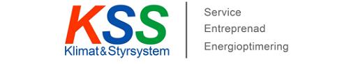 KSS Klimat & Styrsystem AB Uppsala logo