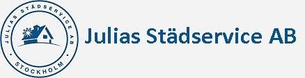 Julias Städservice AB logo