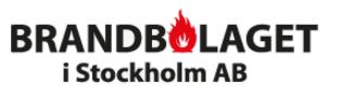 Brandbolaget i Stockholm AB logo