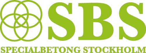 Specialbetong Stockholm AB logo