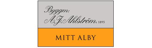 Mitt Alby AB logo