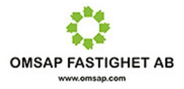 Omsap Fastighet AB logo
