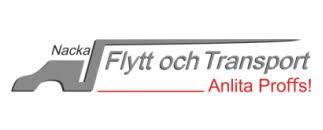 Nacka Flytt och TRANSPORT AB logo