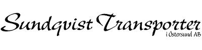 Sundqvist Transporter i Östersund AB logo
