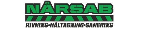 NÅRSAB ENTREPRENAD AB logo