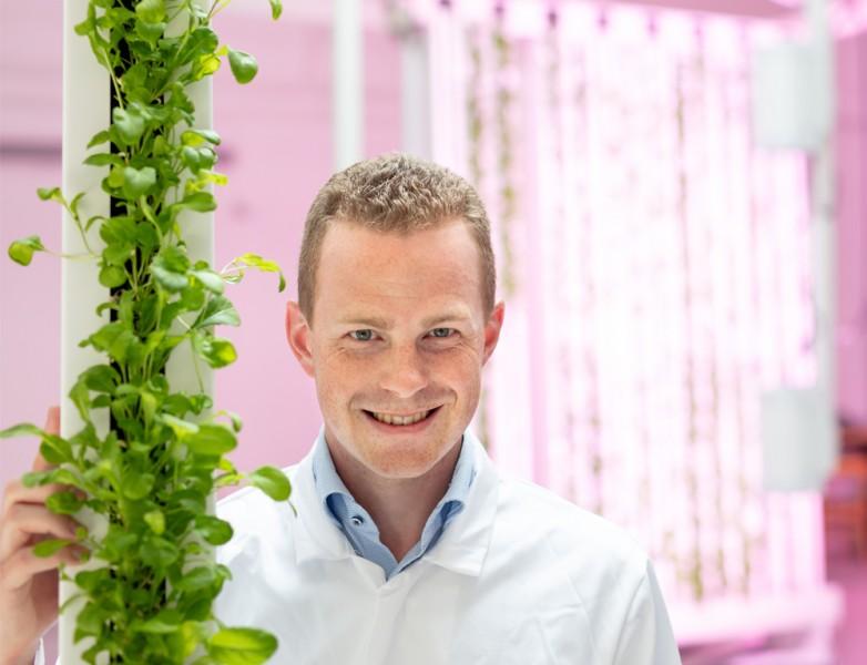 Andreas Wilhelmsson – supertalang, serieentreprenör och grönsaksodlare