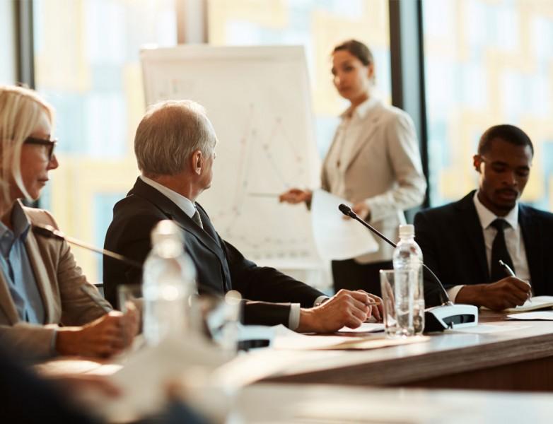 Externa befattningshavare ökar dynamiken i styrelsen