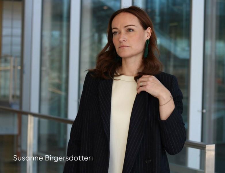 Min företagsresa: Susanne Birgersdotter