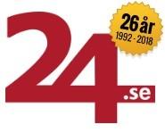 24 se Sverige AB logo