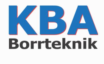 KBA Borrteknik AB logo