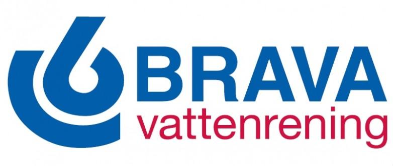 BRAVA Vattenrening AB logo