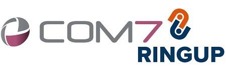 Com7 AB logo