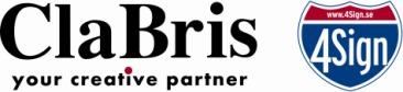 ClaBris Reklam Aktiebolag logo