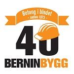 Bernin Bygg Aktiebolag logo