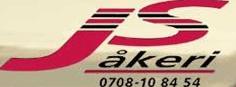 J's Åkeri AB logo