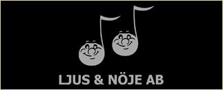 Ljus & Nöje Örebro Aktiebolag logo