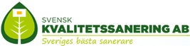 Svensk Kvalitetssanering AB logo