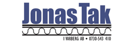 Jonas Tak i Varberg AB logo