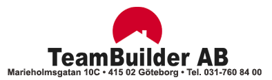 Team Builder TB AB logo