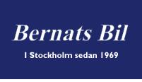 Bernats Bil Aktiebolag logo