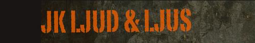 J & K Ljud och Ljus, Uthyrning och Försäljning AB logo