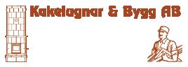 Kakelugnar & Bygg i Arvidsjaur Aktiebolag logo