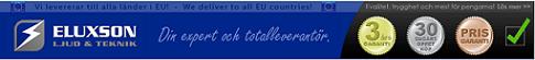 eluxson handelsbolag logo