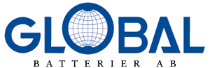 GLOBAL Batterier AB logo
