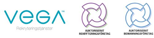 Vega HR AB logo