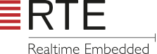 Realtime Embedded AB logo