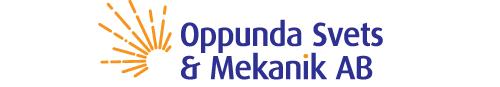 Oppunda Svets & Mekanik AB logo