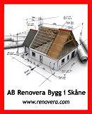 AB Renovera Bygg i Skåne logo