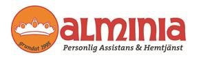 Alminia AB logo