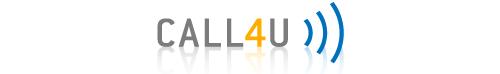 Call4U Contactcenter AB logo