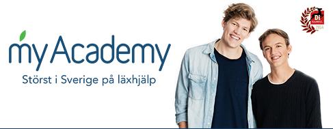 My Academy Sweden AB logo