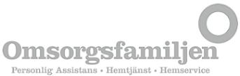 Omsorgsfamiljen H.E.M AB logo