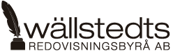 Wällstedts Redovisningsbyrå Aktiebolag logo