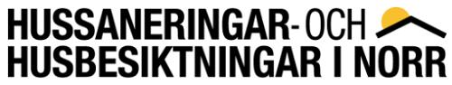 Hussaneringar i Norr AB logo