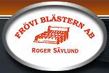 Frövi Blästern AB logo