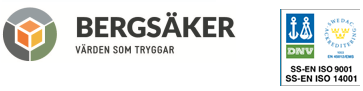 Bergsäker AB logo