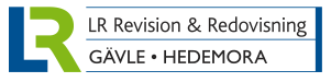 LR Revision & Redovisning Gävle Hedemora AB logo
