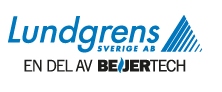 Lundgrens Sverige AB logo